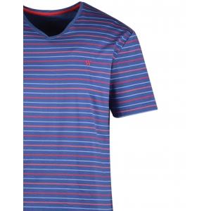 S - Mercerized jersey 100% CO logo