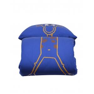 S - Single jersey 100% CO logo