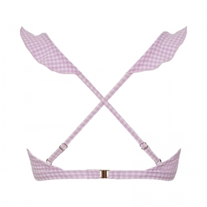 LILAC CHECK PAARS